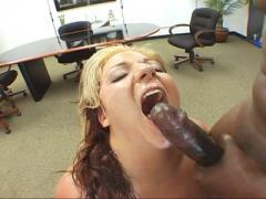 Busty Bitch Erika Staxxx Sucking Hard And Riding A Big Cock