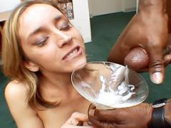 Innocent Girl Gets Sperm Cocktail Groupsex Movies