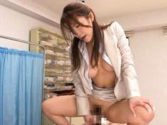 Japanese F Teacher Double Blowjob MMF Movies