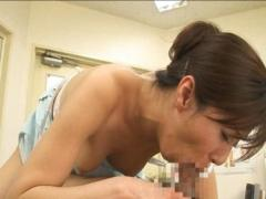 Asian Babe Blowjob & Muffdiving In Hospital Movies