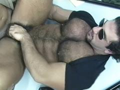 Gay Bear Tom Katt And Paul Carrigan Slurp Wangs And Fuck Each Others Butthol