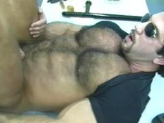 Hairy Gay Tom Katt And His Buddies Give Each Other A Handjob And Butt Fuck I