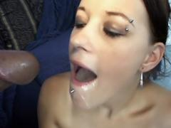 Slutty Preggo Babe Molly May Spread Legged For A Cock Then T...