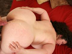 Sex Starved BBW Jem Jewel Gets Cock Cramming In Her Holes An...