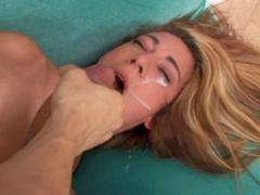 This Whore Gets Fucked Hard Before She Squirts Like Crazy