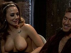 Chanel Preston Mistress Teases And Denies A Really Cocky Sub...