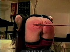 A Pair Of Saucy Tarts Receive A Proper English Caning