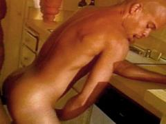 Bald Black Gay Licking Hot Tight Ass