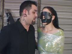 Subsmissive Babe Krissy Gets Kidnapped By Her Master And Get...