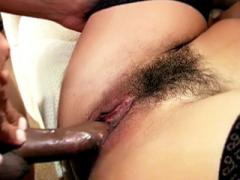 Sexy Hottie Dulce Gives A Large Cock A Blowjob And Gets Her ...