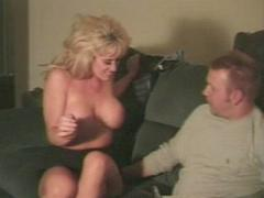 Kinky Blonde With Massice Tits Enjoying Pussy Licking Thrill...