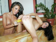 Nasty Orientals Teanna Kai And Mya Luanna Stuff Sextoys In T...