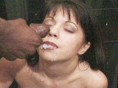 Hot Latina Sheila Rossi Gets Snatch Busted By Bryon Longs Me...