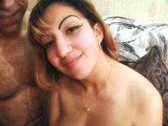 Libidinous Latina Tramp Gets Naked While Eating A Mushroom-L...
