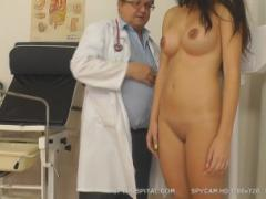 Filthy Medic Videotapes A Gyno Exam On Hidden Cam