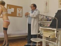 Gyno Exam Caught With Hidden Camera