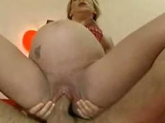 Lactating Black Bitch Rubbing Her Wet Clit While Sucking On Huge Cock.