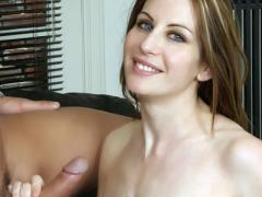 XXX Videos Of A Blue Eyed MILF With Big Tits Named Celestia Working Our Cock Dry