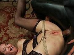 Simone Sonay And Milf Friends Get Anal Bdsm Bondage Sex Trai...