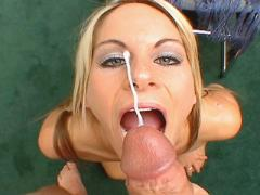 Courtney Simpson Always Finds Large Cock To Play With