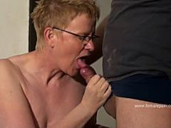 Amateur Mature Wifes Spanking And Filthy Blondes Rough Blowj...