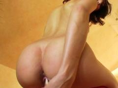 Euro Babe Victoria Solo Session Masterbation With Toys And F...