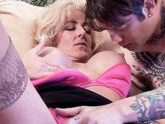 Milf Lexi Carrington Bends Over Allowing A Huge Cock To Ente...