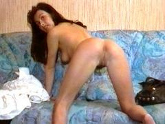 Illana Moore Doggie Position After Stripping And Showing Off Her Body To Pierre Woodm