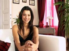 Cindy Hope Intro Before Sex For The First Time In Porn With Toni Ribas For Private Ca