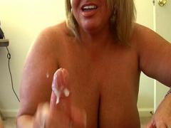 Top Heavy Mom With 42F Juggs Mrs. Miller Is Upset That Mrs. Robinson Is Getting All The A